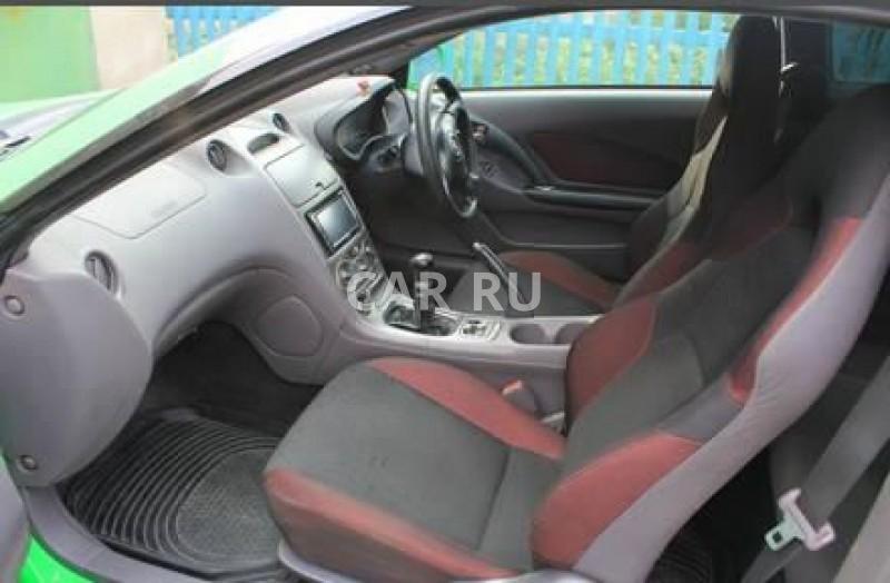 Toyota Celica, Белово