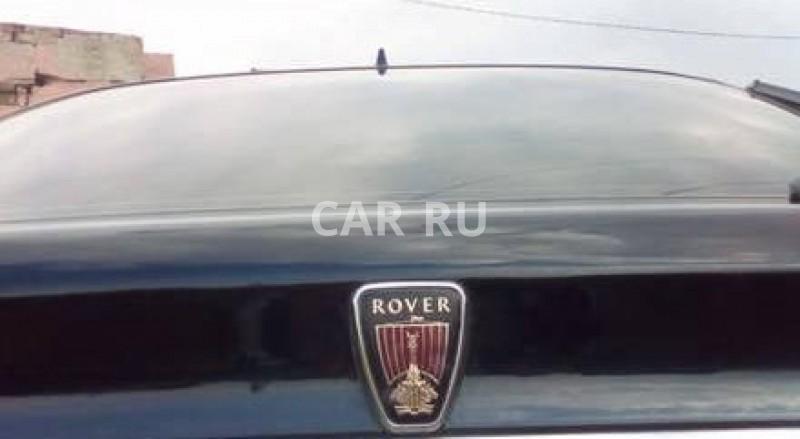 Rover 45, Анжеро-Судженск