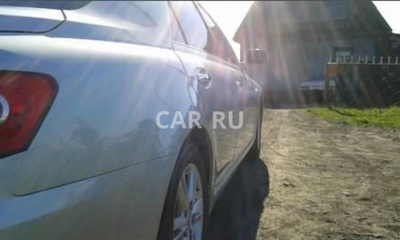 Toyota Mark X, Анжеро-Судженск