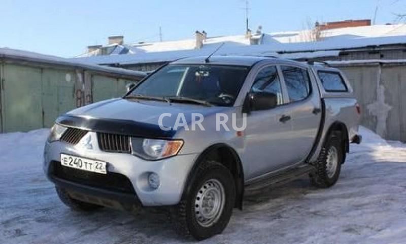 Mitsubishi L200, Барнаул