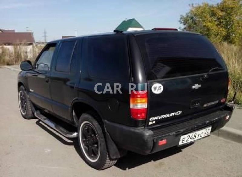 Chevrolet Blazer, Барнаул