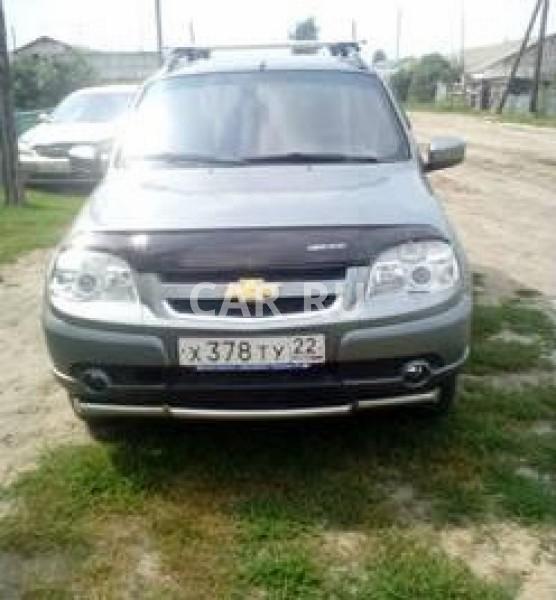 Chevrolet Niva, Баево