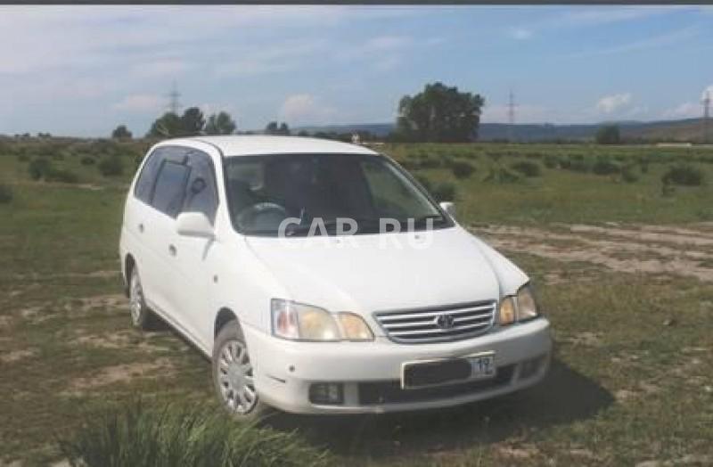 Toyota Gaia, Абакан