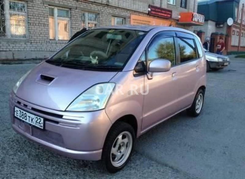 Suzuki MR Wagon, Барнаул