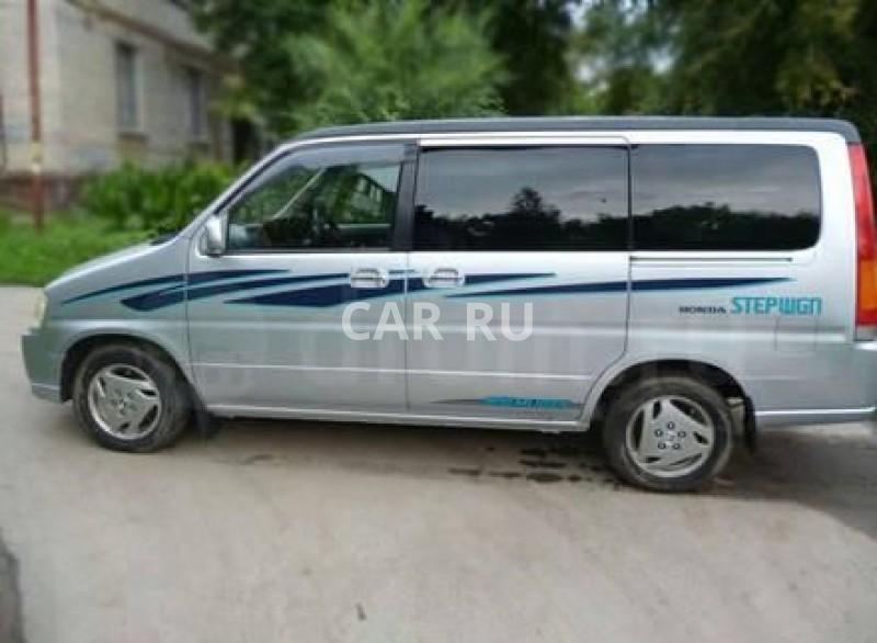 Honda Stepwgn, Барнаул