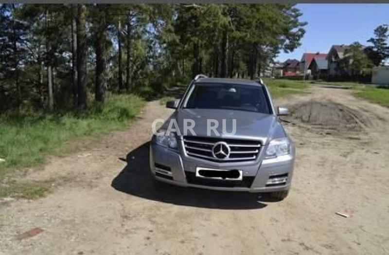 Mercedes GLK-Class, Ангарск