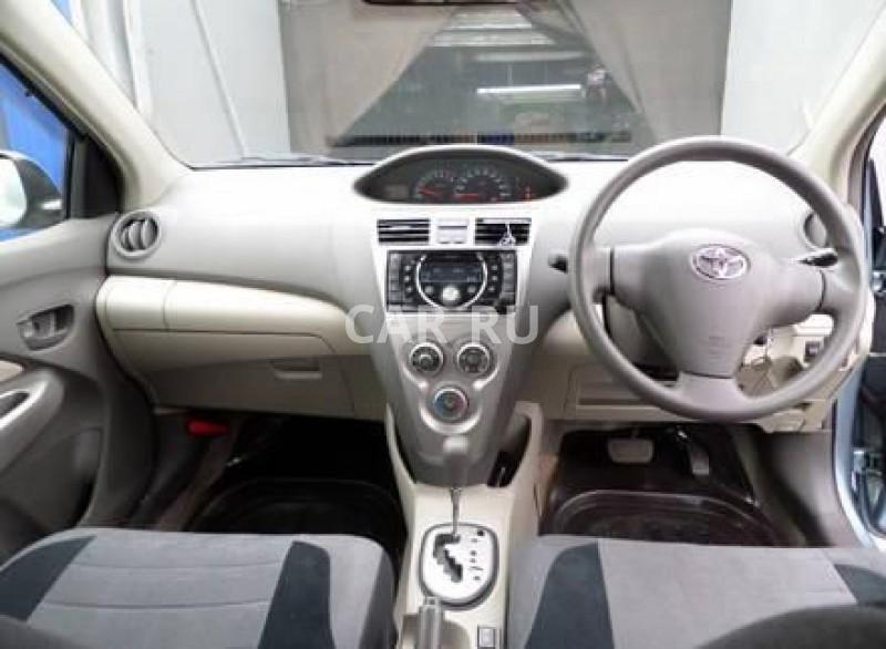 Toyota Belta, Абакан