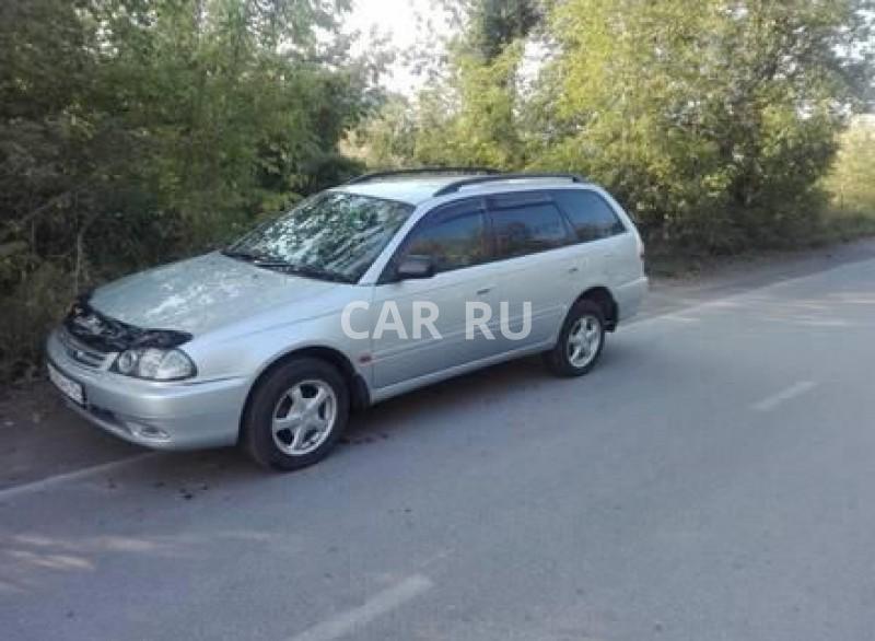 Toyota Caldina, Барабинск