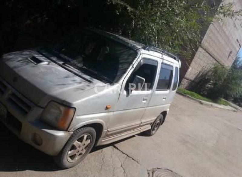 Suzuki Wagon R, Абакан