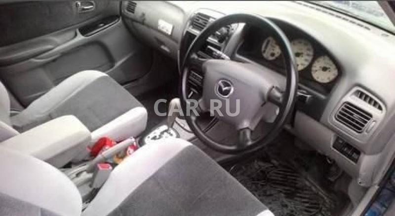 Mazda Capella, Абакан