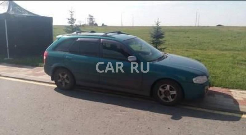 Mazda Familia S-Wagon, Белгород