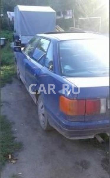 Audi 80, Абакан