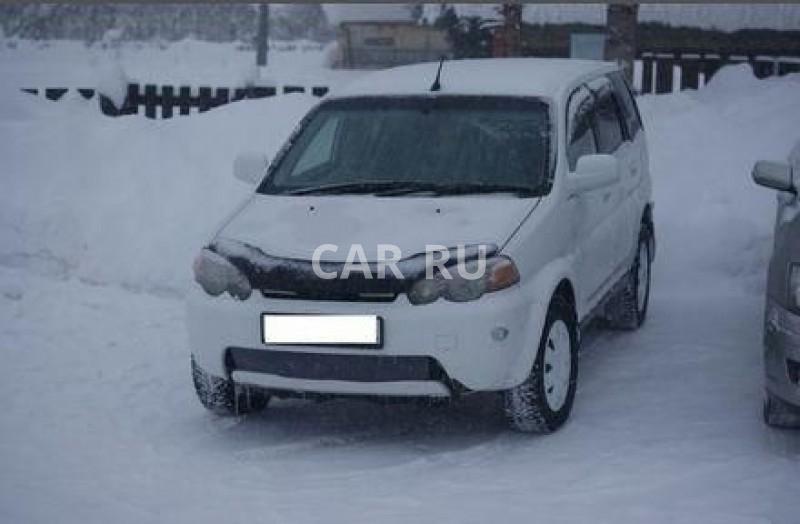 Honda HR-V, Айхал