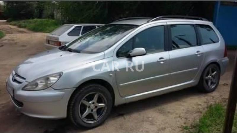 Peugeot 307, Астрахань