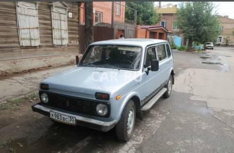 Лада Niva, Астрахань