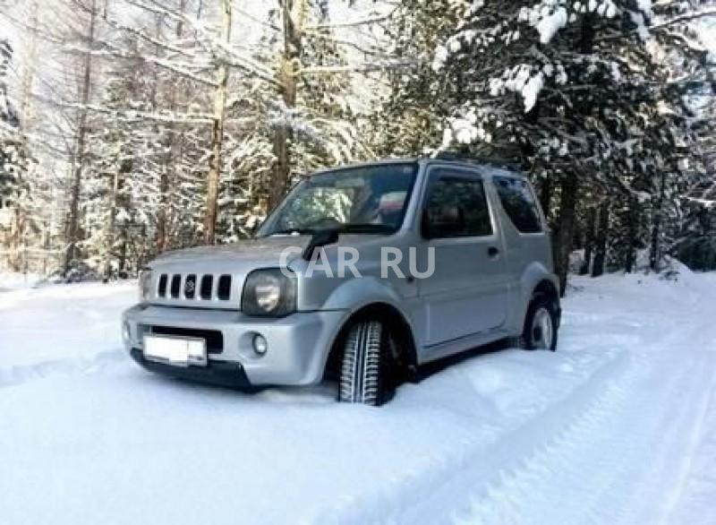 Suzuki Jimny Wide, Абакан