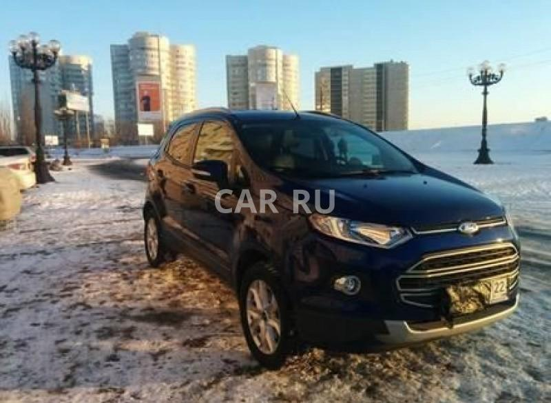 Ford EcoSport, Барнаул