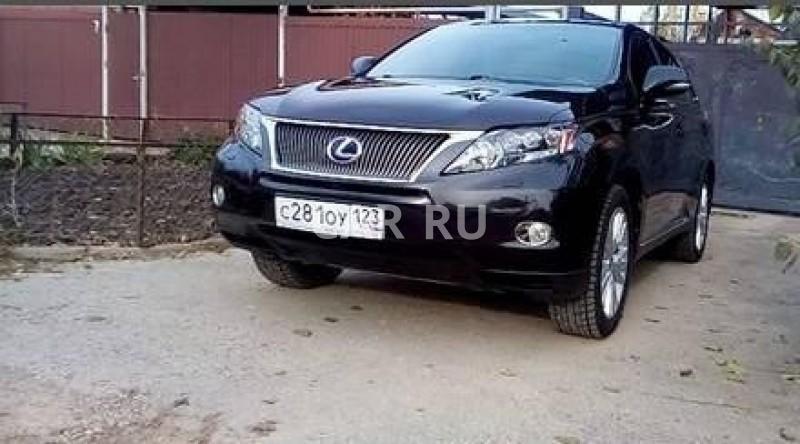 Lexus RX, Армавир