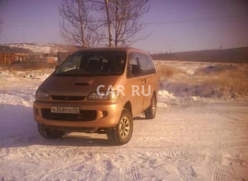 Mitsubishi Delica, Ангарск