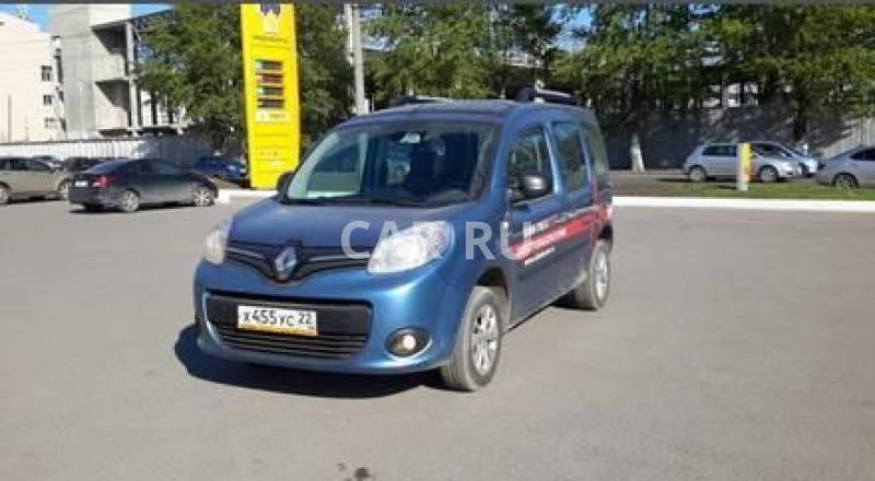 Renault Kangoo, Барнаул