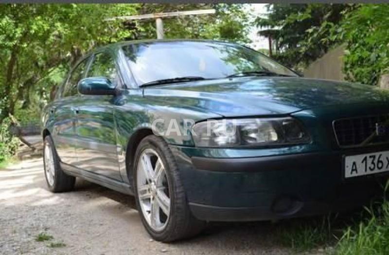 Volvo S60, Алушта