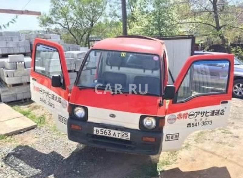 Subaru Sambar, Артём