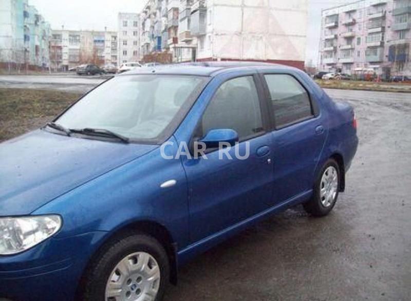 Fiat Albea, Белово