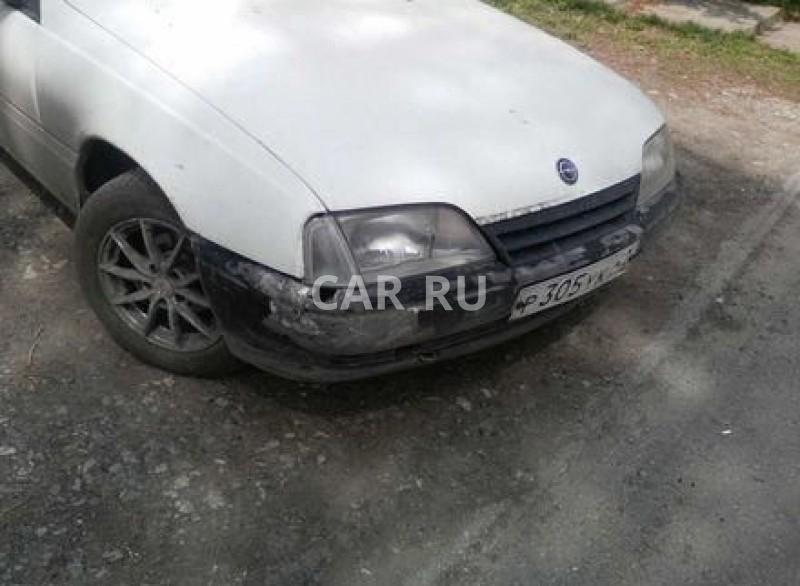 Opel Omega, Белово