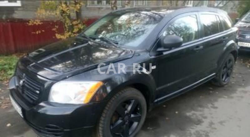 Dodge Caliber, Архангельск
