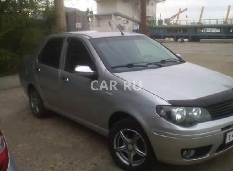 Fiat Albea, Астрахань