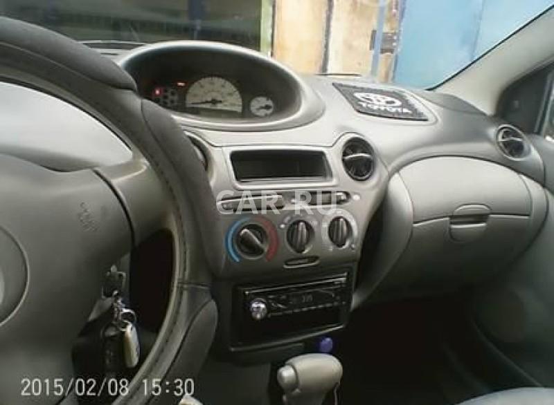 Toyota Echo, Ачинск