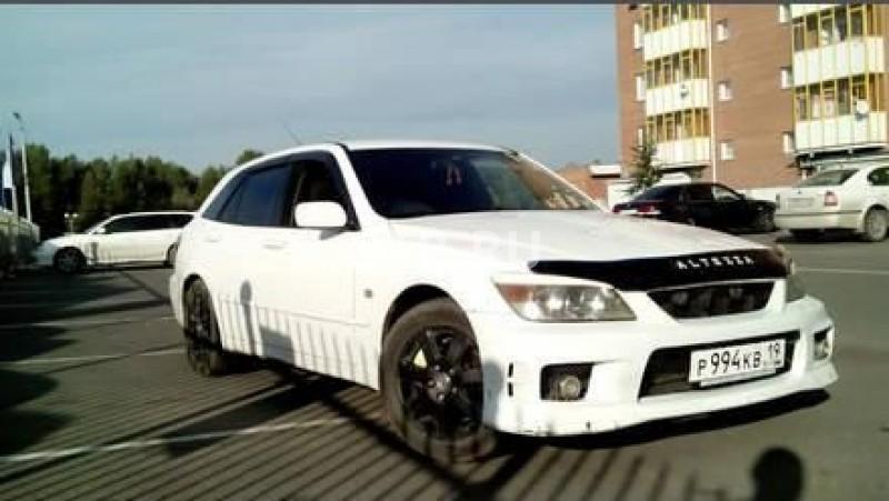 Toyota Altezza, Абакан