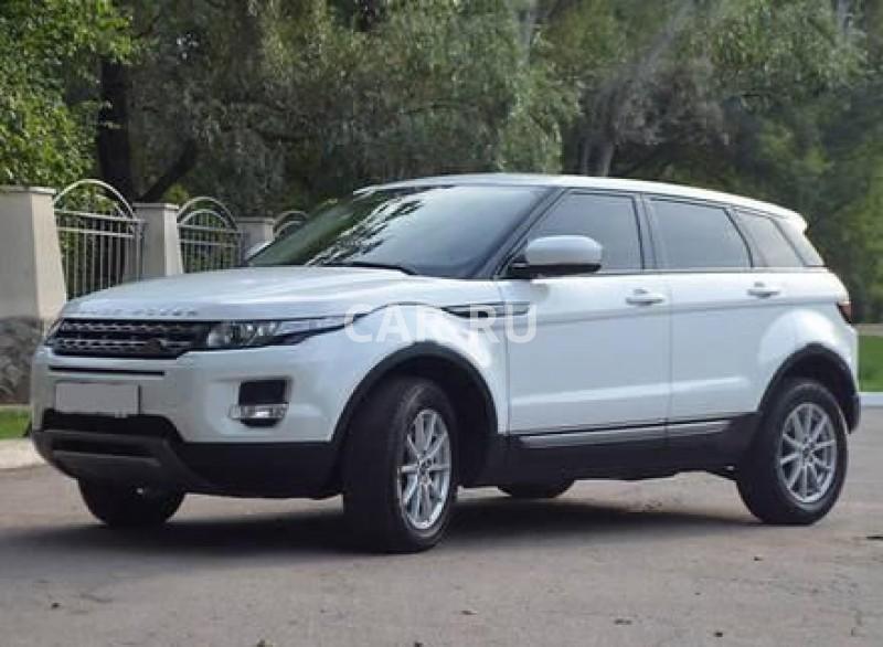Land Rover Range Rover Evoque, Асбест