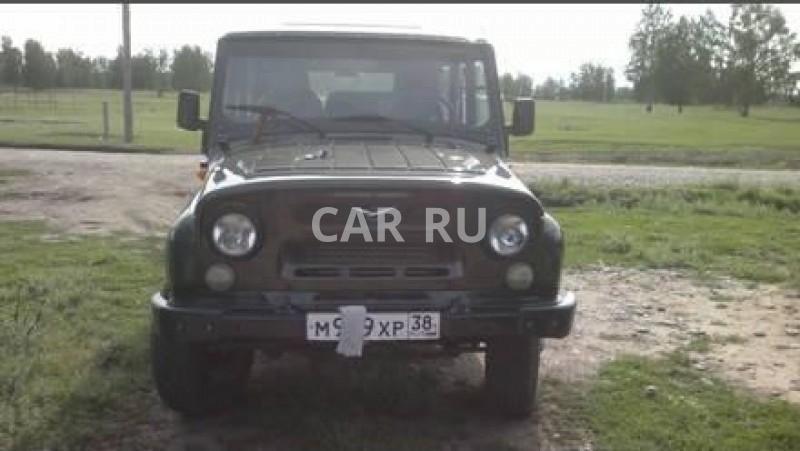Уаз Hunter, Балаганск