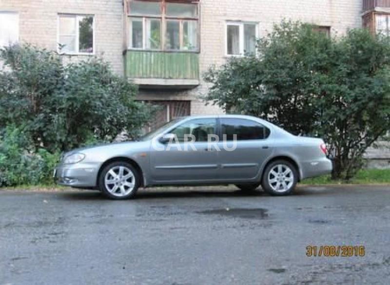 Nissan Maxima, Барнаул