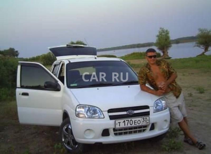 Suzuki Swift, Астрахань