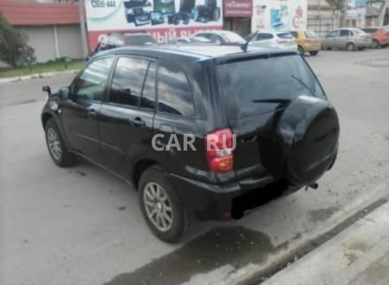 Toyota RAV4, Астрахань