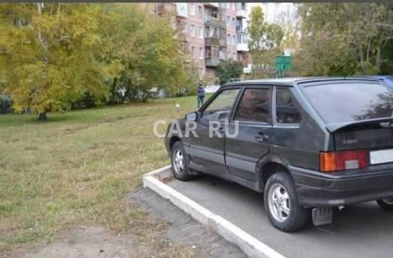 Лада 2114, Ангарск