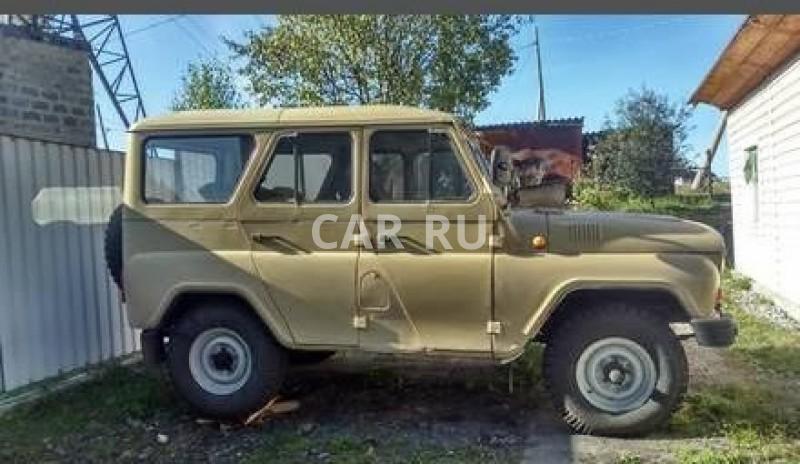 Уаз 3151, Бачатский