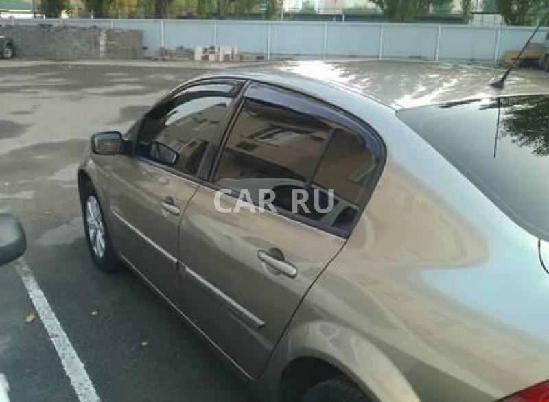 Renault Megane, Барнаул
