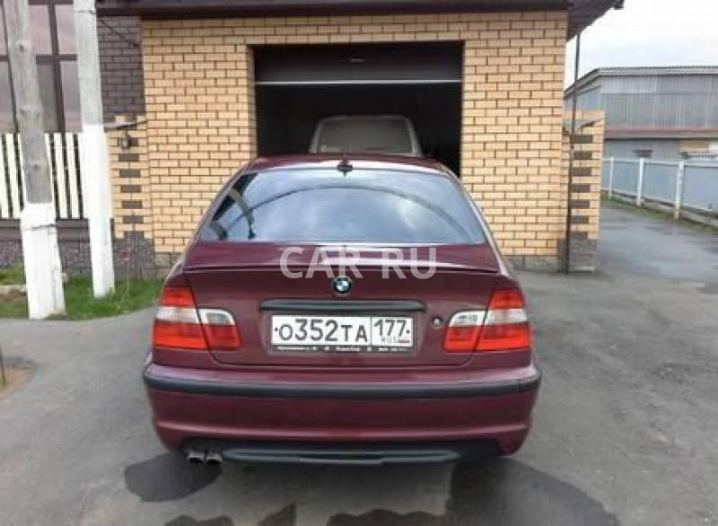 BMW 3-series, Бакалы