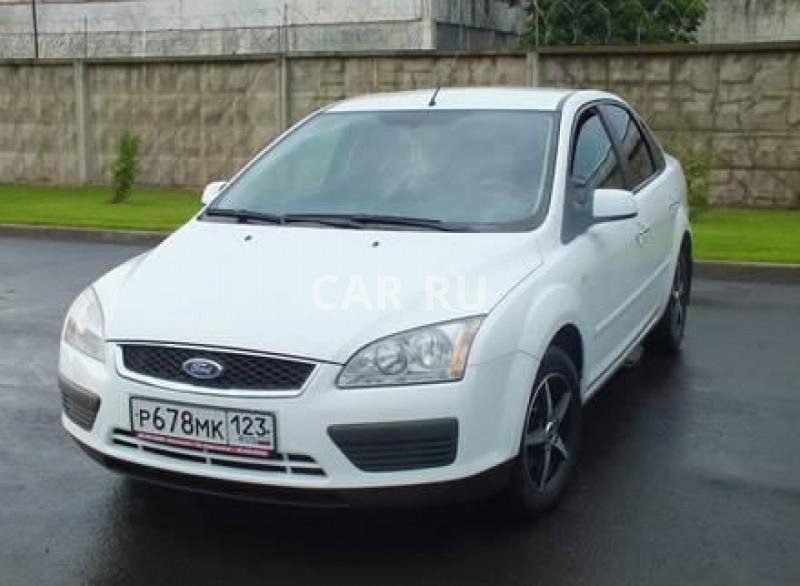 Ford Focus, Апшеронск