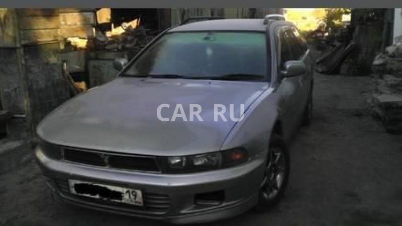 Mitsubishi Legnum, Аскиз