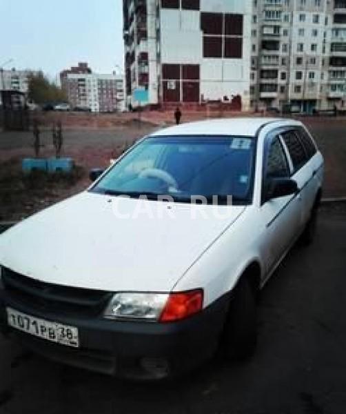 Mazda Familia, Братск