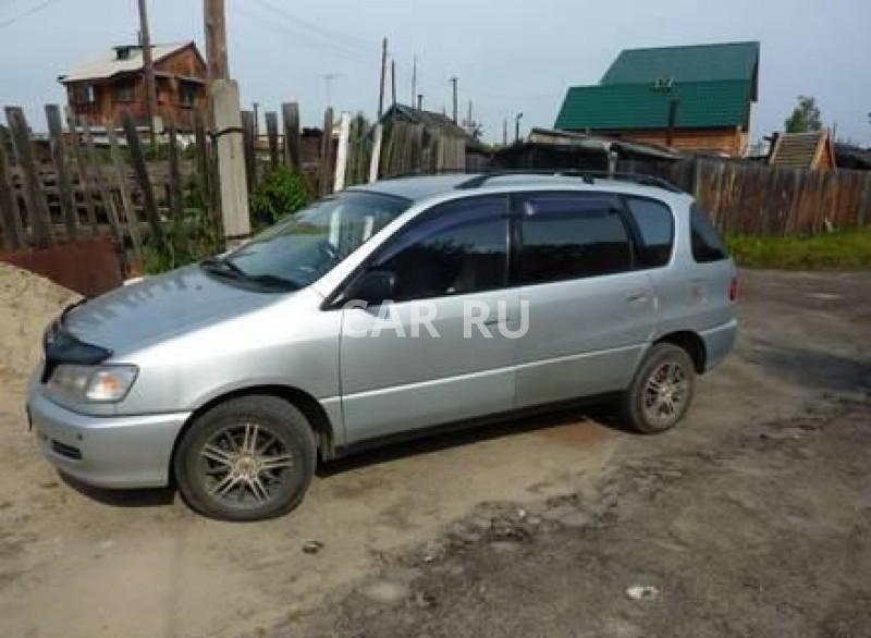 Toyota Ipsum, Ангарск
