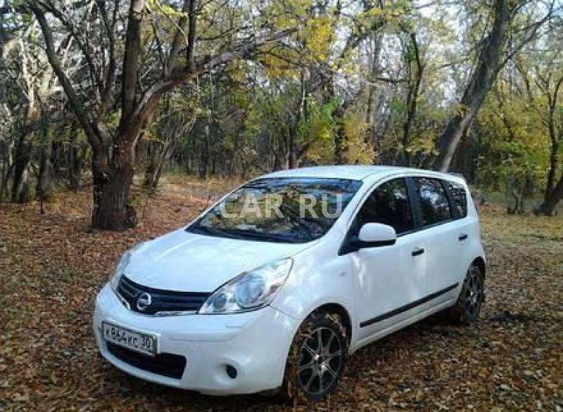Nissan Note, Астрахань