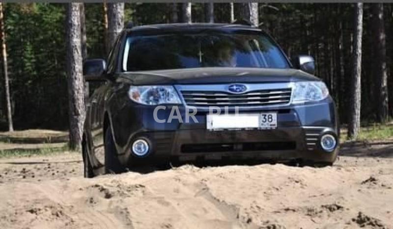 Subaru Forester, Братск