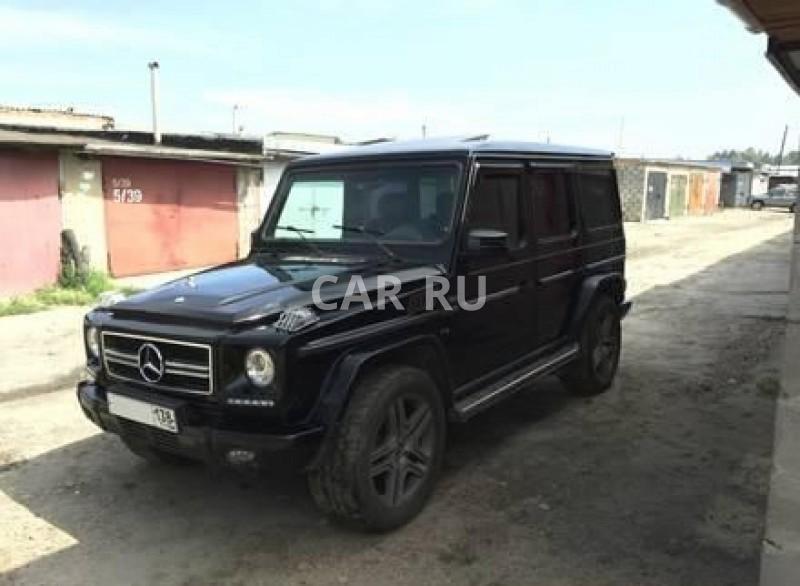 Mercedes G-Class, Ангарск