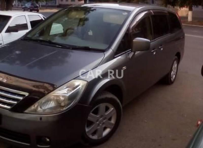 Nissan Presage, Абинск