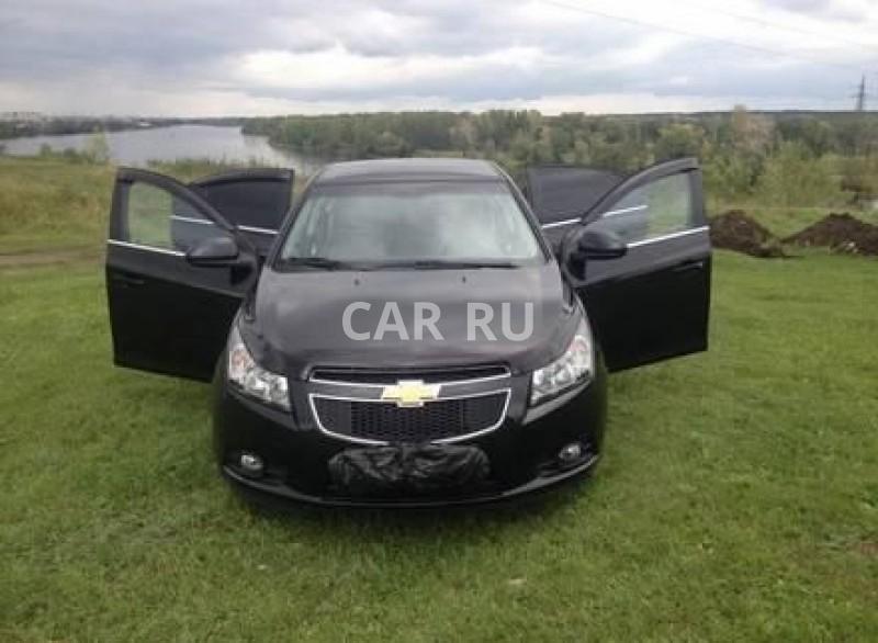 Chevrolet Cruze, Абакан